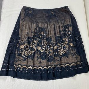 Max Edition skirt M black lace